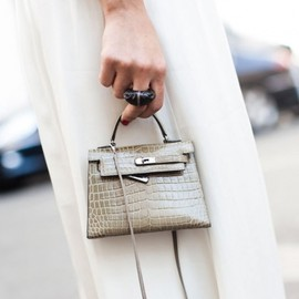 HERMES - MINI #HERMES BAG