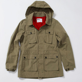 MHL. - MILITARY COTTON MOUTAIN PARKA