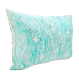 "studio nono - Silk Pillow ""Ciel"" 50x30 cm"