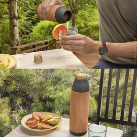 quirky - Terra - auto cooling carafe