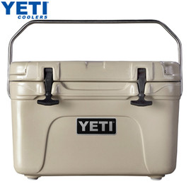 YETI COOLERS - ROADIE ローディ 25qt(20.1L) タン