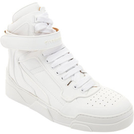 GIVENCHY - Calf leather high top