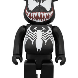 MEDICOM TOY - BE@RBRICK 400% VENOM