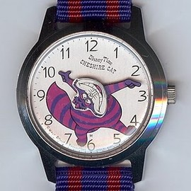 SEIKO - Disney Time Cheshire Cat Watch