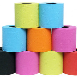 Renova - Colored Toilet Paper