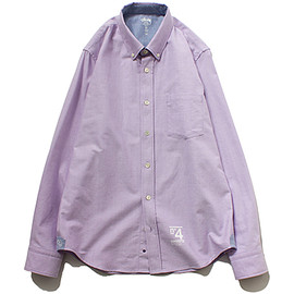 STUSSY DELUXE - Oxford L/SL Shirt