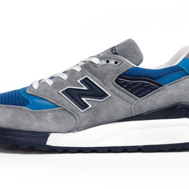 "new balance - M998 ""GREAT AMERICAN NOVELS"" ""made in U.S.A."" ""LIMITED EDITION"""