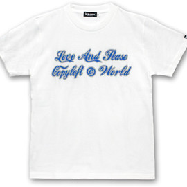 ice-mix - CopyLeft Tシャツ