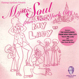 Various Artists - Mystic Soul from New York City