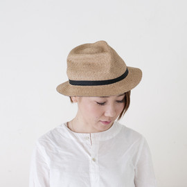 mature ha. - mature ha.   BOXED HAT 4.5cm LINE