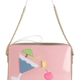 MOSCHINO CHEAP & CHIC - cocktail shoulder bag