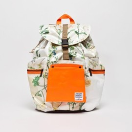 Carven - Porter Herbal Print Backpack