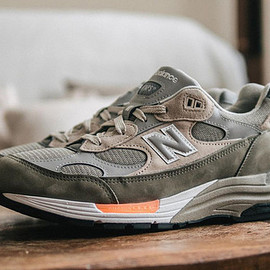 newbalance × watts - WTAPS-New-Balance-992-Olive-Grey 20200501