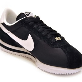 Nike - Cortez Basic Nylon '06 (BLACK)