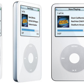 Apple - iPod 5th Generation (White)