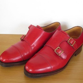 john lobb - William (ウィリアム) LAST 8797 (RED)