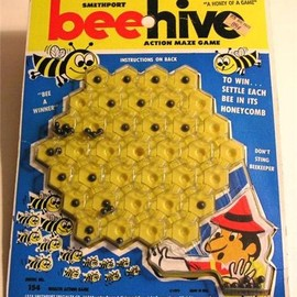 Smethpost - BeeHive Action Maze Puzzle Game