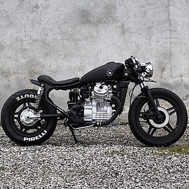 Relic motorcycles - Honda CX500 Caferacer