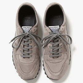 SPALWART - MARATHON TRAIL LOW MESH WARM GRAY