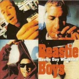 Beastie Boys - Seven Day Weekend (Kiss The Stone)