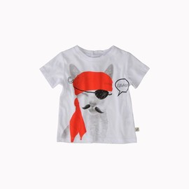 Stella McCartney Kids - Chuckle Tシャツ