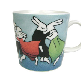 Arabia - Helja Collection Mug - Dancing