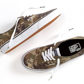 VANS - Star Wars x Vans Classics Collection for Summer 2014 カモフラージュ柄
