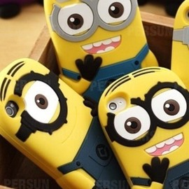 Minions - iPhone Case