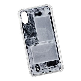 iFixit - Insight iPhone X Case: X-Ray