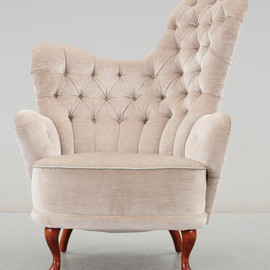 New Rococo style Armchair