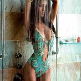 Ashley Sky - Bathing suit