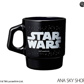 FIRE-KING - STACKING MUG R2-D2™ ANA JET MODEL