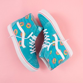 VANS, odd future, Tyler, the Creator - odd future vans footwear