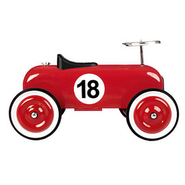 FAO Schwarz Classic Derby Car - Red
