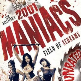 TIM SULLIVAN - DVD 『2001 MANIACS FIELD OF SCREAMS』
