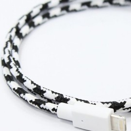 Eastern Collective - Lightning Collective Cable - Greyscale - Black/White