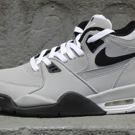 "Nike - Nike Air Flight 89 ""Wolf Grey"""