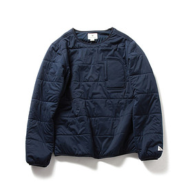 SNOW PEAK × Pilgrim Surf+Supply - Flexible Insulated Pullover