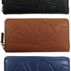 SANTASTIC! - LONG LEATHER WALLET