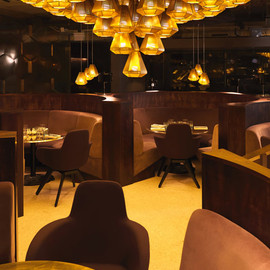 Tom Dixon - Éclectic restaurant in Paris