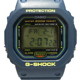 CASIO - G-SHOCK DW-5600B-2V