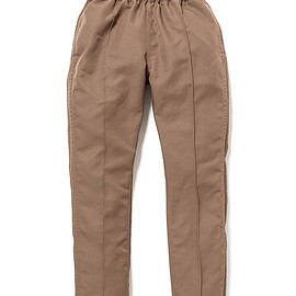 nonnative - nonnative OFFICER EASY PANTS POLY TWILL