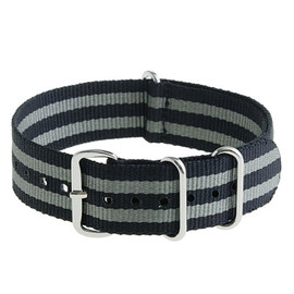 J.CREW - Stripe watch strap