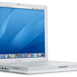 Apple - iBook G4 14inch