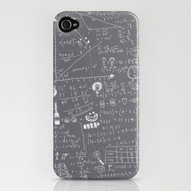 Maths iPhone Case