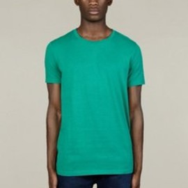 Acne - Men's Josh Green Cotton T-Shirt