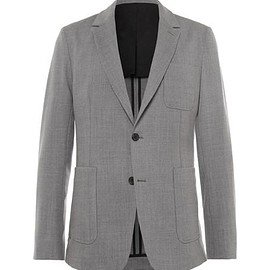 AMI - Unstructured Stretch-Wool Suit Jacket
