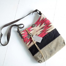 "J.AUGUR DESIGN - Navajo Bucket Bag""Exclusive"""