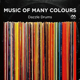 Dazzle Drums - MUSIC OF MANY COLOURS / ミュージック・オブ・メニー・カラーズ - Mixed & Compiled By Dazzle Drums