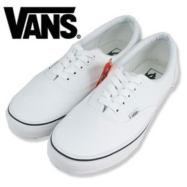 VANS - VANS ERA TRUE WHITE
